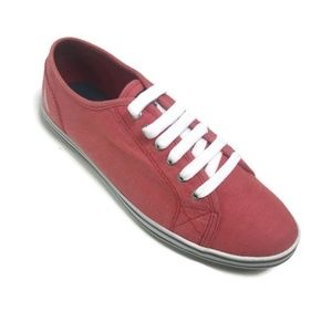 NAUTICA Womens SNEAKER SHOES WOMENS RED Size 7.5